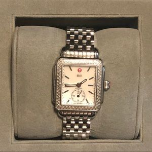 LOVED MICHELE DECO WATCH
